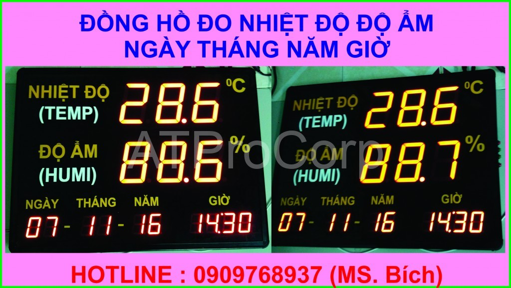 DONG HO DO NHIET DO DO AM NGAY THANG NAM