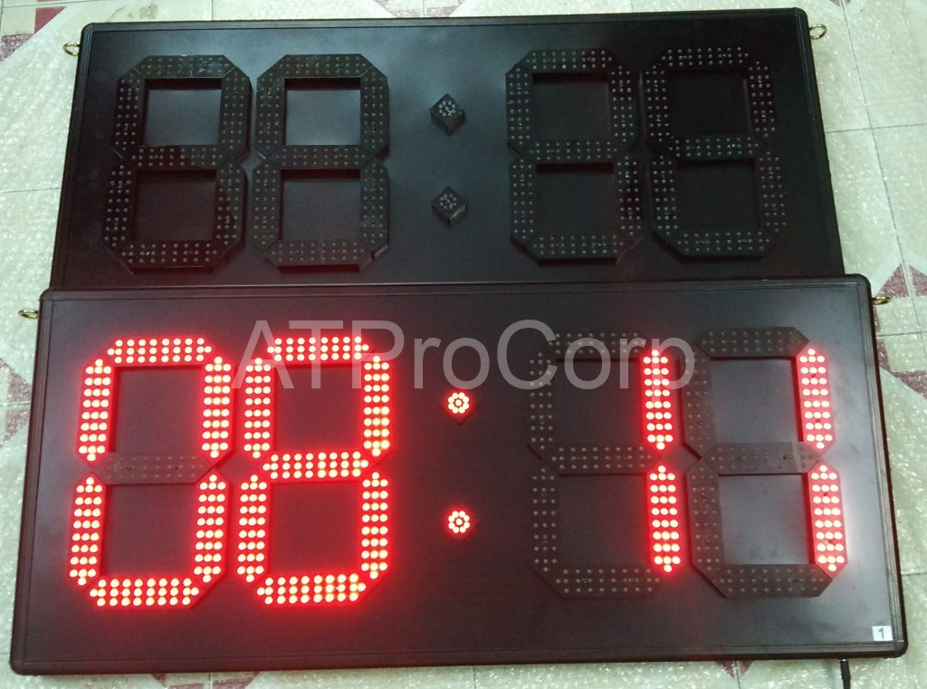 dong ho 4 so led module 2