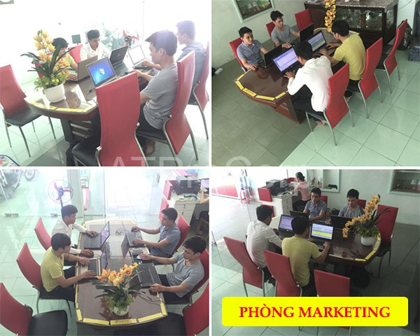Phòng marketing
